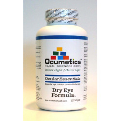 Dry Eye Therapy Supplements - 200 Softgels