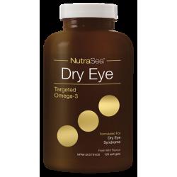 NutraSea Dry Eyes, 120 soft gels