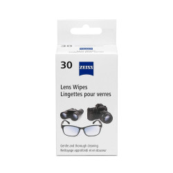 ZEISS Premoistened Lens Wipes - 30ct